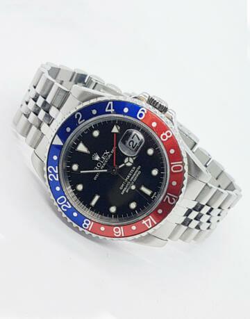 Rolex GMT Master 16700 1999 jubilee