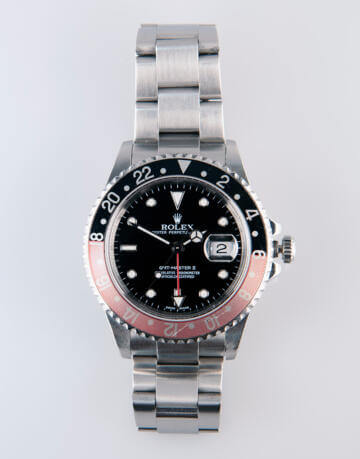 Rolex GMT Master II 16710 2005 Oyster