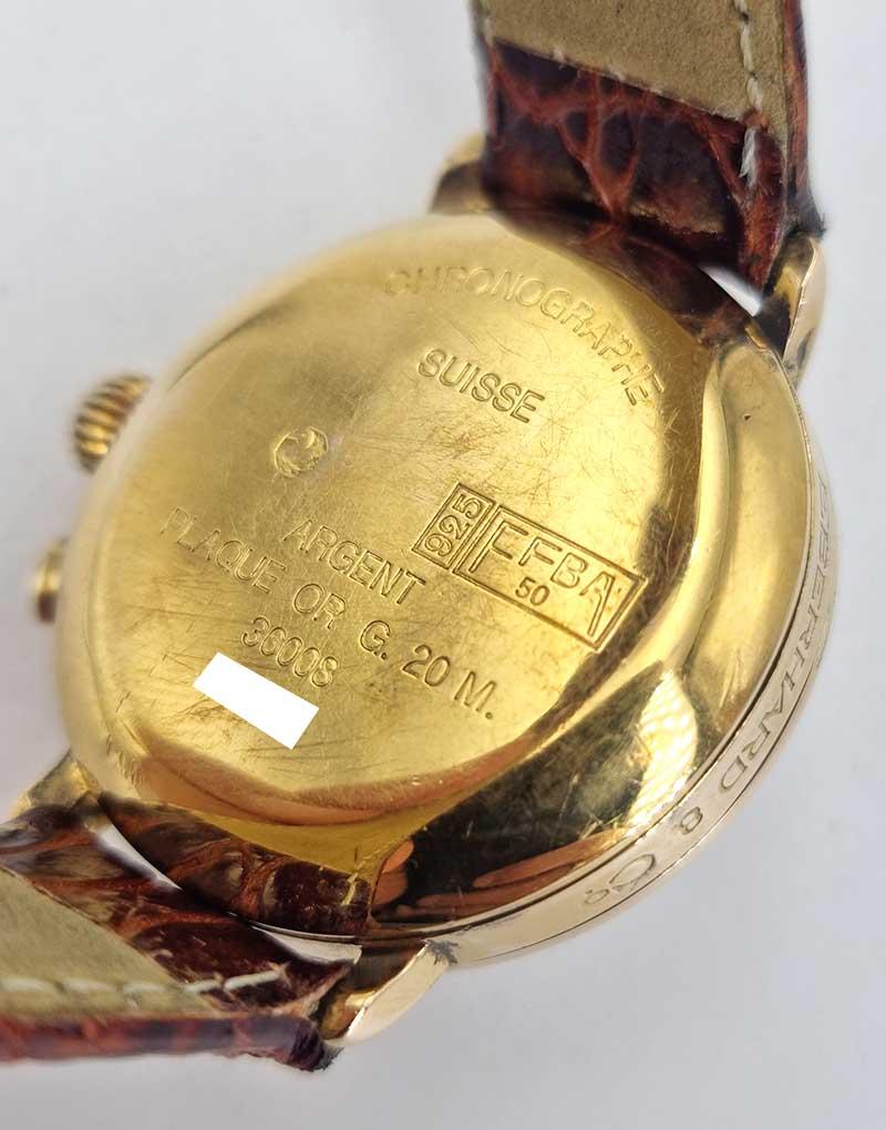 Eberhard Cronografo ref 36008