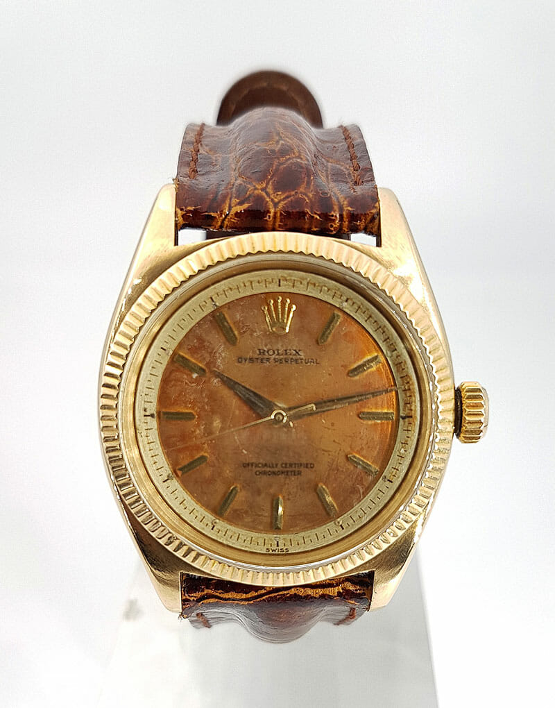 Rolex Oyster Perpetual 6502 Tropical