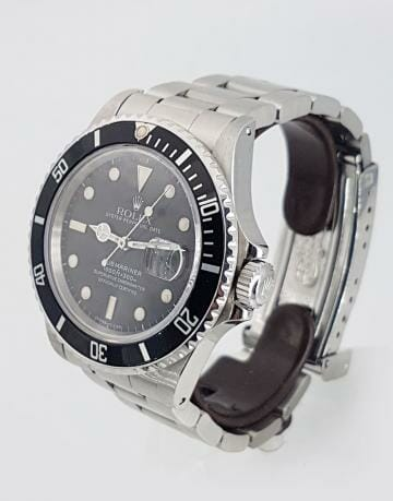 Rolex submariner 16800 stardust