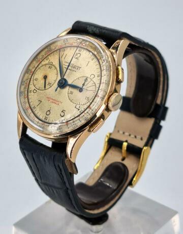 Charles Nicolet Watch