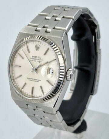 Rolex Oysterquartz Datejust, Full Set, Condizioni Top, referenza 17014