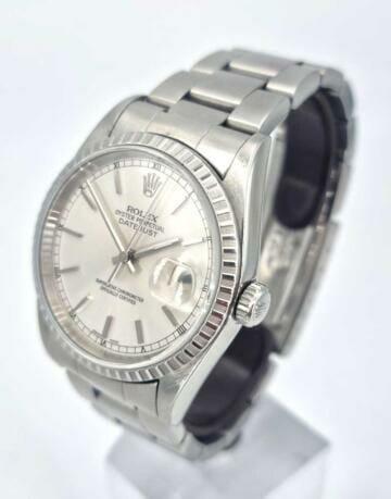 Rolex Datejust 16220 Full set
