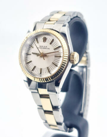 Rolex Oyster Perpetual referenza 6718 anno 1975