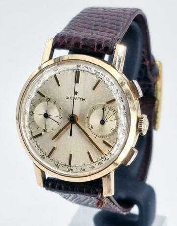 Zenith Stellina cronografo, anni 50